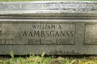 William A. Wambsganss