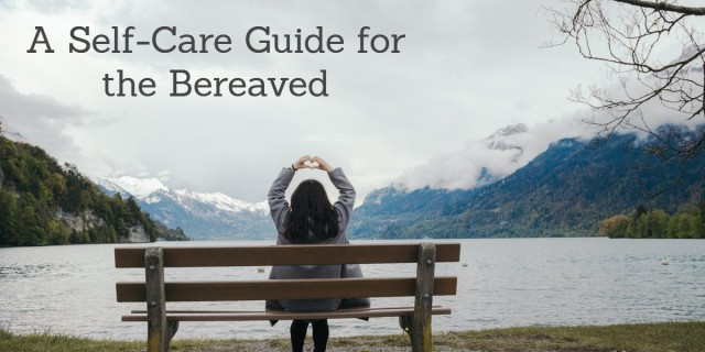 self care for the bereaved